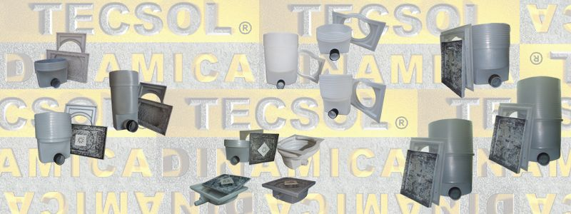 Registros Prefabricados de Plástico