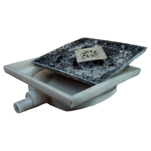 Registro Pluvial 284 contramarco, molde tapa y coladera