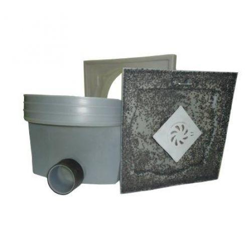 Registro Pluvial 287 contramarco, molde tapa y coladera